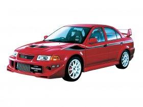 Ver foto 3 de Mitsubishi Lancer Evolution VI Tommi Makinen Edition 1999