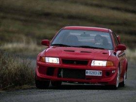 Fotos de Mitsubishi Lancer Evolution VI Tommi Makinen Edition 1999