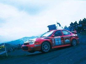 Ver foto 6 de Mitsubishi Lancer Evolution VI WRC 2000