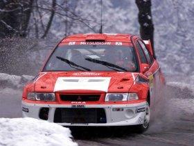 Ver foto 5 de Mitsubishi Lancer Evolution VI WRC 2000