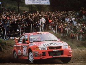 Ver foto 3 de Mitsubishi Lancer Evolution VI WRC 2000