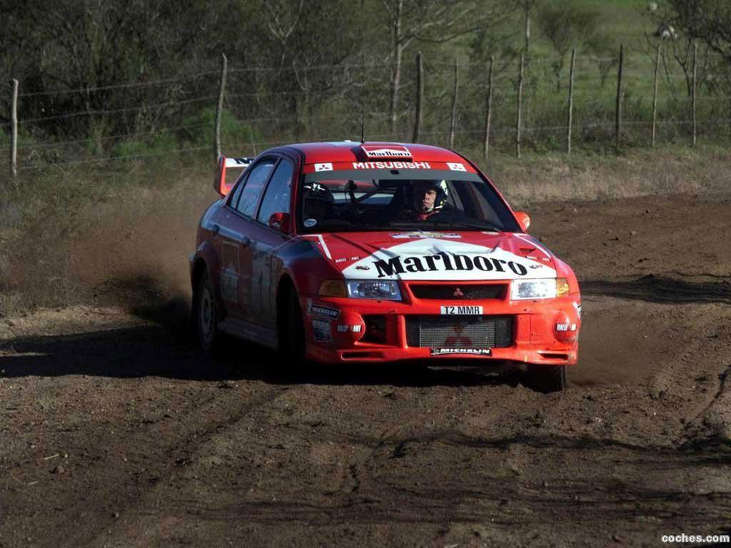 Foto 6 de Mitsubishi Lancer Evolution VI WRC 2000