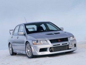 Ver foto 6 de Mitsubishi Lancer Evolution VII 2001