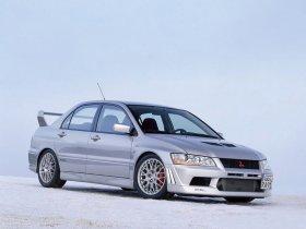 Ver foto 5 de Mitsubishi Lancer Evolution VII 2001