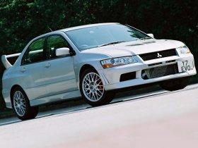 Ver foto 3 de Mitsubishi Lancer Evolution VII 2001