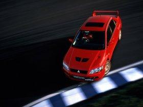 Ver foto 2 de Mitsubishi Lancer Evolution VII 2001
