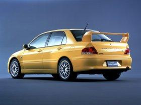 Ver foto 14 de Mitsubishi Lancer Evolution VII 2001