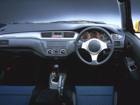 Ver foto 12 de Mitsubishi Lancer Evolution VII 2001