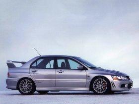 Ver foto 8 de Mitsubishi Lancer Evolution VII 2001