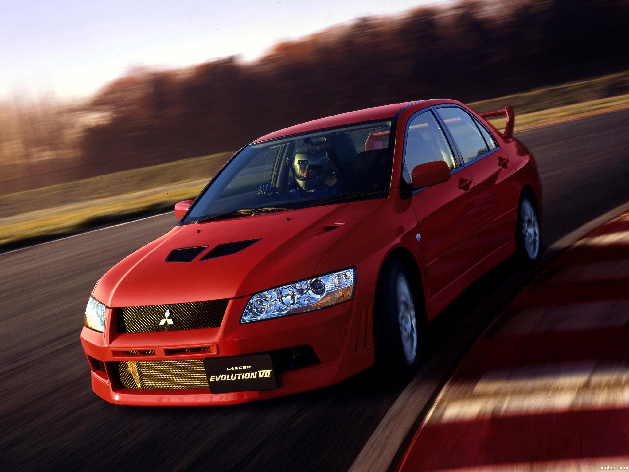 Foto 0 de Mitsubishi Lancer Evolution VII 2001