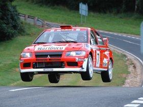 Ver foto 38 de Mitsubishi Lancer Evolution VII WRC 2001