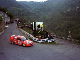 Ver foto 28 de Mitsubishi Lancer Evolution VII WRC 2001