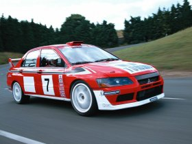 Ver foto 27 de Mitsubishi Lancer Evolution VII WRC 2001