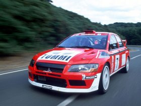 Ver foto 26 de Mitsubishi Lancer Evolution VII WRC 2001