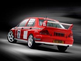 Ver foto 24 de Mitsubishi Lancer Evolution VII WRC 2001