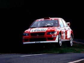 Ver foto 23 de Mitsubishi Lancer Evolution VII WRC 2001