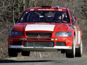 Ver foto 22 de Mitsubishi Lancer Evolution VII WRC 2001