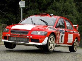 Ver foto 21 de Mitsubishi Lancer Evolution VII WRC 2001