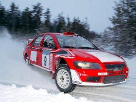 Ver foto 20 de Mitsubishi Lancer Evolution VII WRC 2001