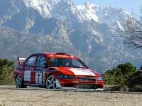 Ver foto 18 de Mitsubishi Lancer Evolution VII WRC 2001