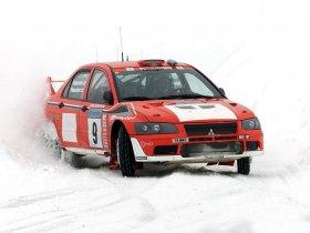 Ver foto 16 de Mitsubishi Lancer Evolution VII WRC 2001