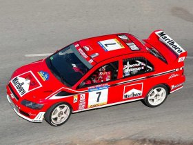 Ver foto 15 de Mitsubishi Lancer Evolution VII WRC 2001