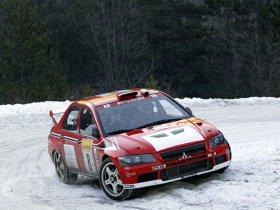 Ver foto 14 de Mitsubishi Lancer Evolution VII WRC 2001