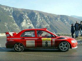 Ver foto 12 de Mitsubishi Lancer Evolution VII WRC 2001