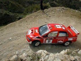 Ver foto 10 de Mitsubishi Lancer Evolution VII WRC 2001