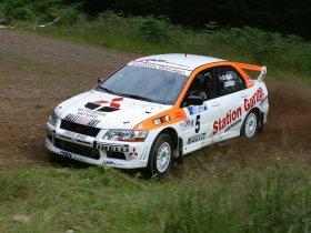 Ver foto 36 de Mitsubishi Lancer Evolution VII WRC 2001