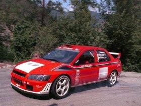 Ver foto 9 de Mitsubishi Lancer Evolution VII WRC 2001