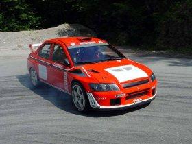 Ver foto 8 de Mitsubishi Lancer Evolution VII WRC 2001