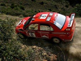 Ver foto 7 de Mitsubishi Lancer Evolution VII WRC 2001