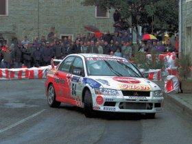 Ver foto 35 de Mitsubishi Lancer Evolution VII WRC 2001