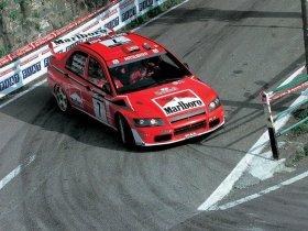 Ver foto 34 de Mitsubishi Lancer Evolution VII WRC 2001