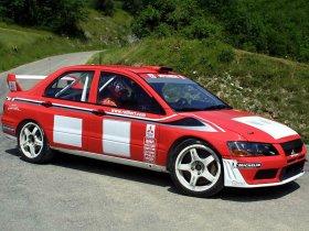 Ver foto 33 de Mitsubishi Lancer Evolution VII WRC 2001