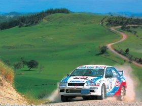 Ver foto 32 de Mitsubishi Lancer Evolution VII WRC 2001