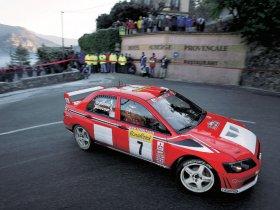 Ver foto 31 de Mitsubishi Lancer Evolution VII WRC 2001