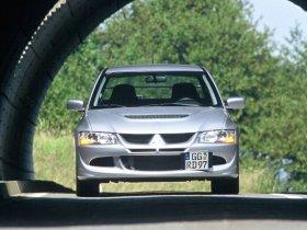 Ver foto 18 de Mitsubishi Lancer Evolution VIII 2003