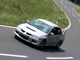 Ver foto 14 de Mitsubishi Lancer Evolution VIII 2003