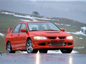 Ver foto 13 de Mitsubishi Lancer Evolution VIII 2003
