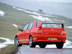 Ver foto 12 de Mitsubishi Lancer Evolution VIII 2003