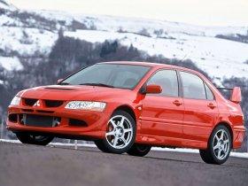 Ver foto 11 de Mitsubishi Lancer Evolution VIII 2003