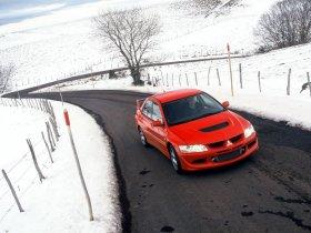 Ver foto 26 de Mitsubishi Lancer Evolution VIII 2003