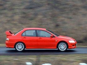 Ver foto 8 de Mitsubishi Lancer Evolution VIII 2003