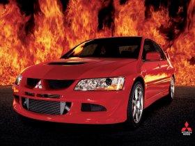 Ver foto 7 de Mitsubishi Lancer Evolution VIII 2003