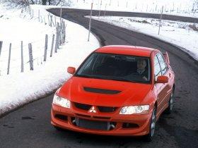 Ver foto 23 de Mitsubishi Lancer Evolution VIII 2003