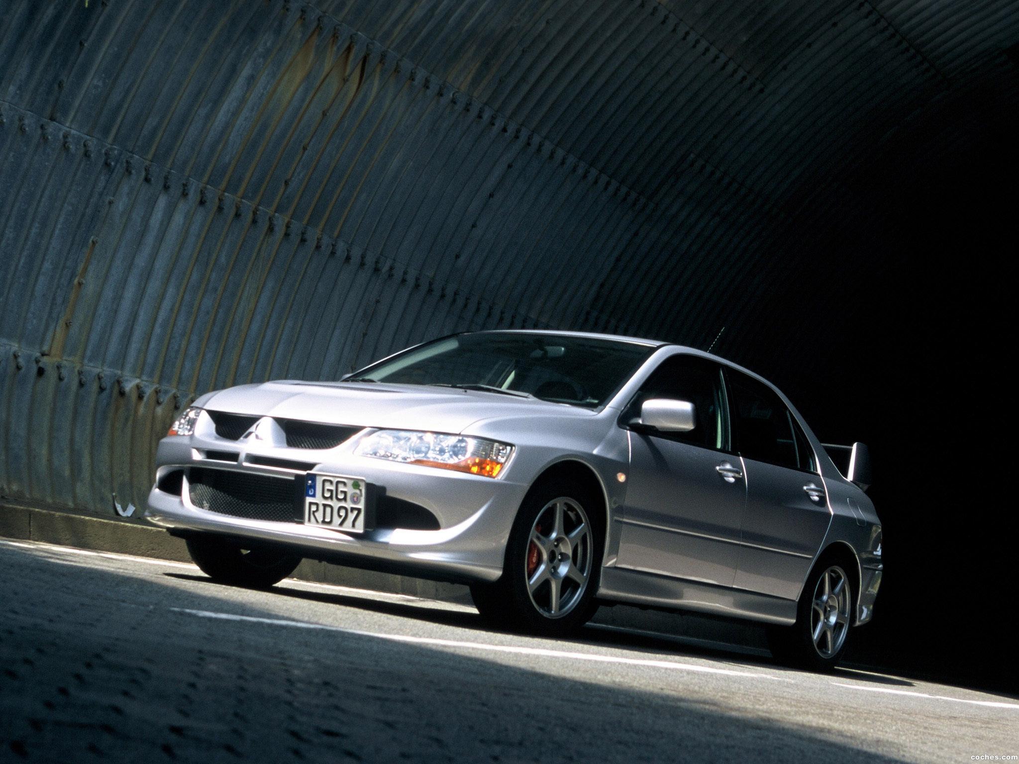 Foto 0 de Mitsubishi Lancer Evolution VIII 2003