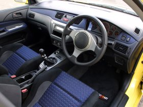 Ver foto 7 de Mitsubishi Lancer Evolution VIII FQ 300 2004