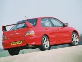 Ver foto 4 de Mitsubishi Lancer Evolution VIII FQ 300 2004